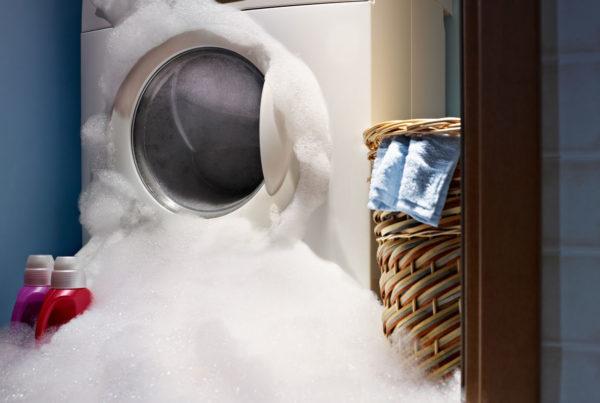 Pračka vytápí byt - Direct blog