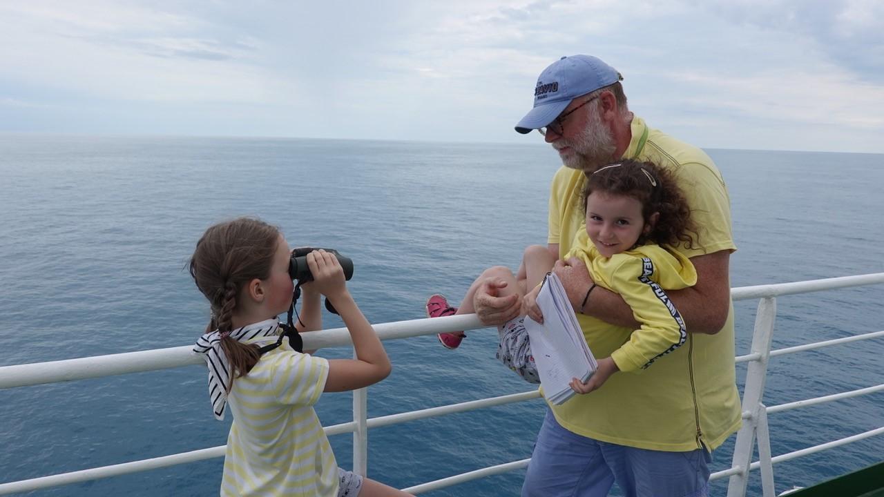 Fotr na tripu s dcerami