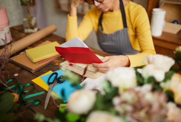 Vedoucí květinářství - pojištění podnikání - Direct blog