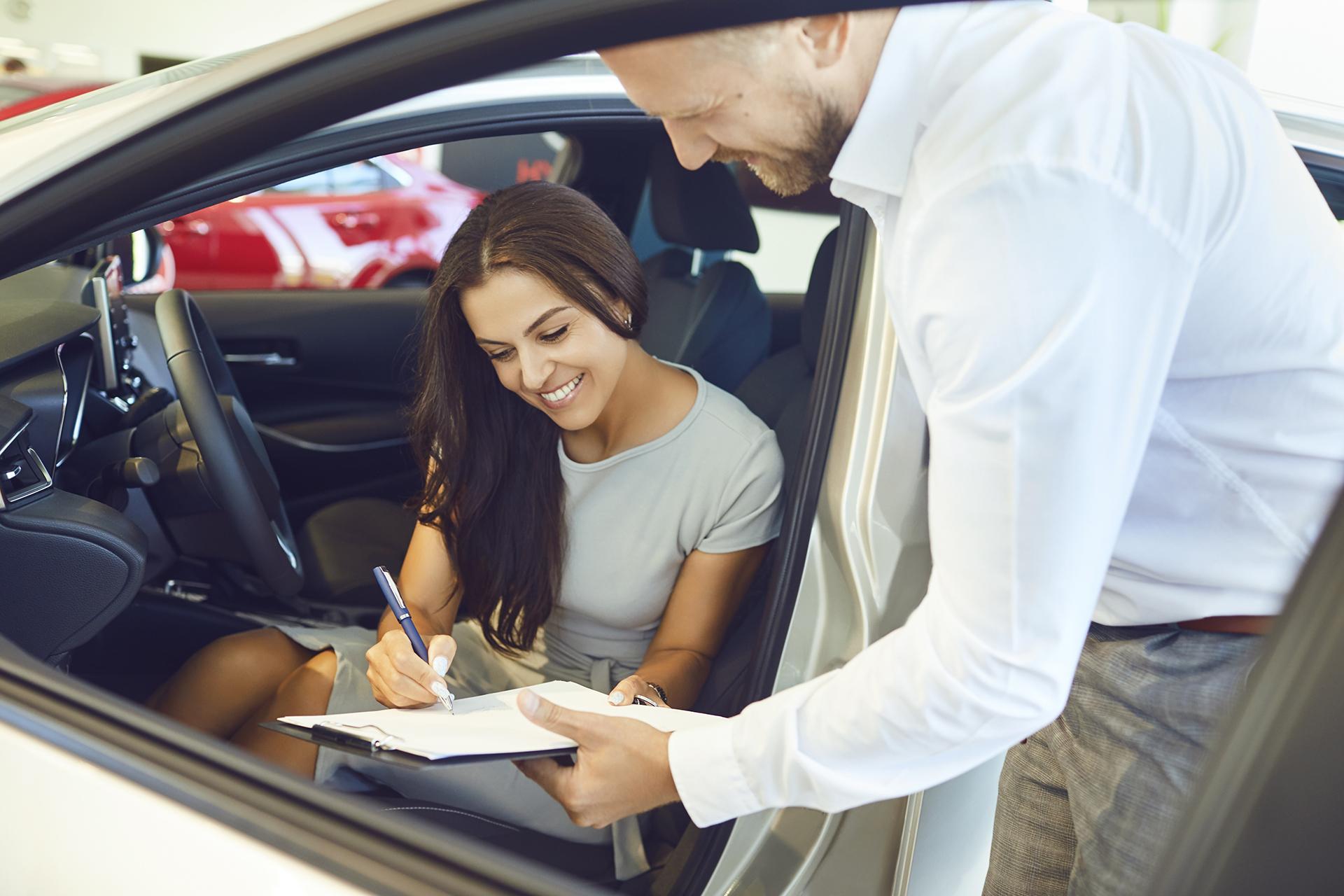 VIN kód vám pomůže, když kupujete ojeté auto