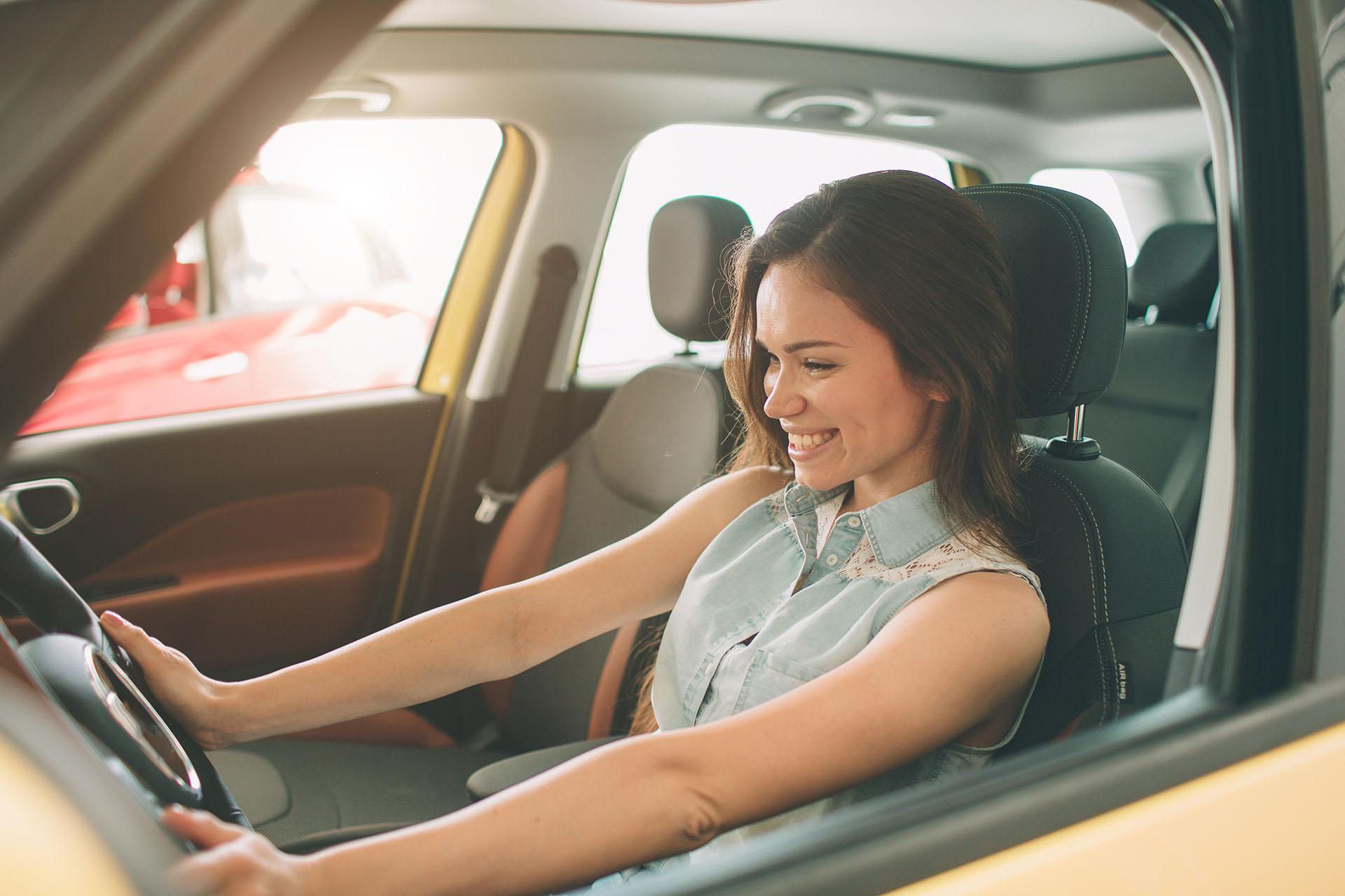 Jak nejlépe pojistit mladé auto